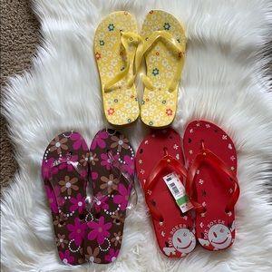 3 Flip-Flops